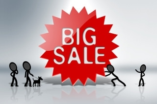 Big Sale - best sales techniques
