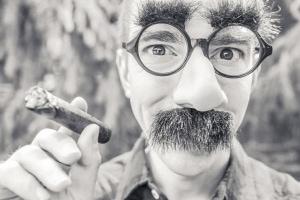 Feel Good Groucho Glasses