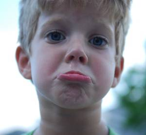 influence people kid crying